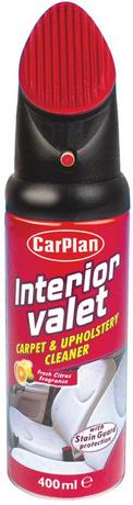 CarPlan Interior Valet